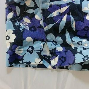 Dress Barn Pants - Vintage - Petal Pusher Capris Pants